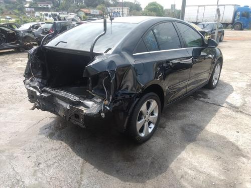 chevrolet cruze 13 lt sedan automático sucata para peças