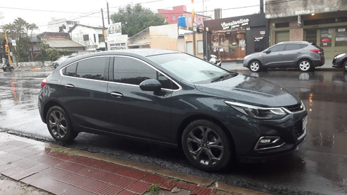 chevrolet cruze 1.4 5 ptas ltz at 2017