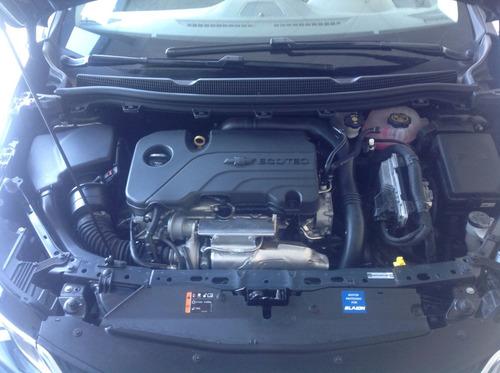 chevrolet cruze 1.4 l t z 5p automático gris plata o bordo