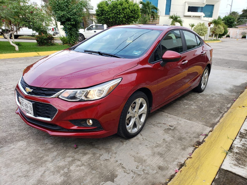 chevrolet cruze 1.4 lt at 2018