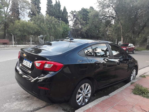 chevrolet cruze 1.4 lt sedan. unica mano. impecable