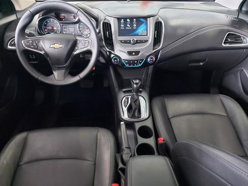 chevrolet cruze 1.4 lt turbo aut. 4p 2018
