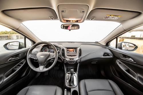 chevrolet cruze 1.4 lt turbo aut. 4p - 2018/2018 0km