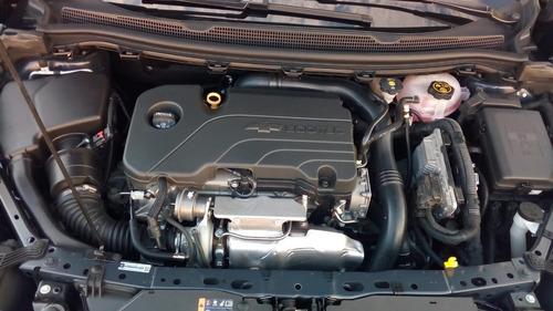 chevrolet cruze 1.4 lt turbo aut. 4p