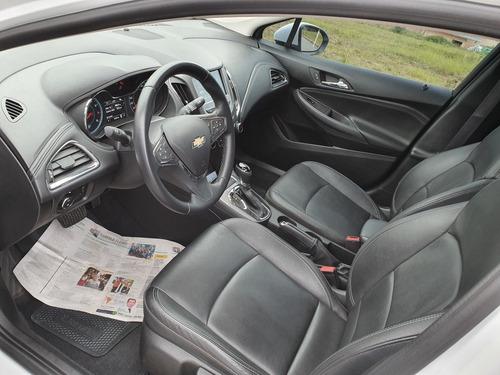 chevrolet cruze 1.4 lt turbo aut. 4p impecável baixo km
