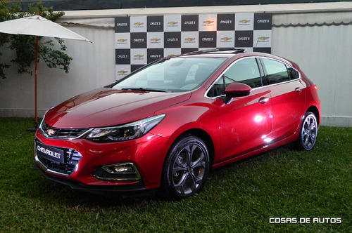 chevrolet cruze 1.4 ltz at  financiacion de fabrica #8