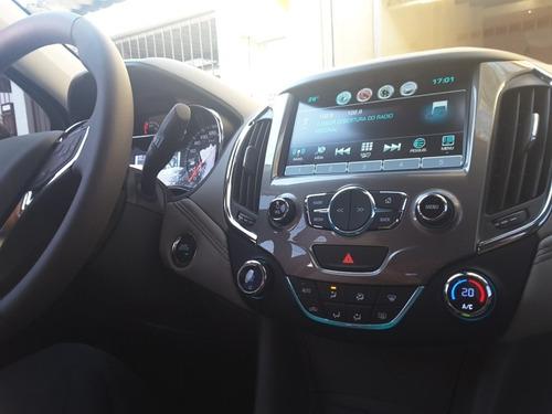 chevrolet cruze 1.4 ltz turbo aut. 4p 2019