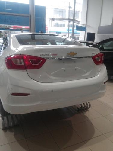 chevrolet cruze 1.4 sedan at ltz 2017 0km