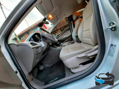 chevrolet cruze 1.4 sedan at ltz  único dueño 35.000 kms