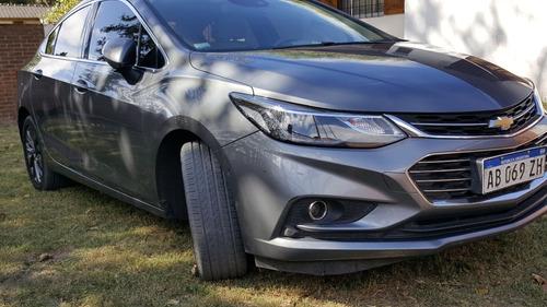 chevrolet cruze 1.4 sedan ltz at + plus