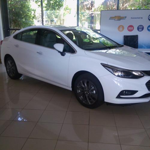 chevrolet cruze 1.4 sedan ltz automatico 2017 0km sin rodar