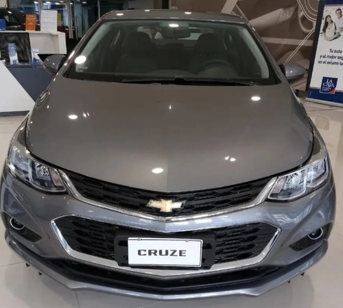 chevrolet cruze 1.4 turbo 153 c 5p lt y at  0km finan 88 glh
