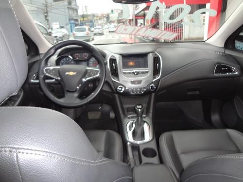 chevrolet cruze 1.4 turbo lt 16v 4p automático 2017