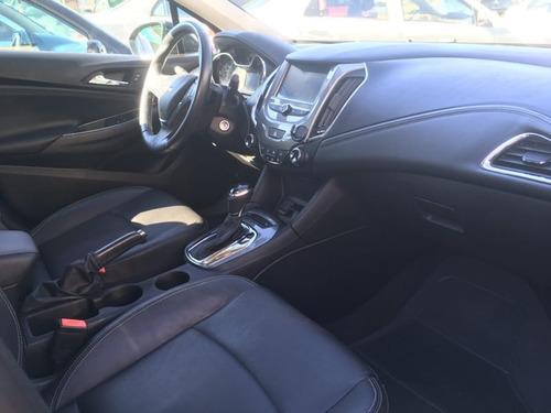 chevrolet - cruze 1.4 turbo lt 16v flex 4p aut 2017