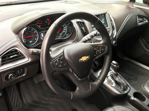 chevrolet cruze 1.4 turbo lt at 2018