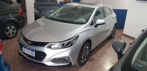 chevrolet cruze 1.4 turbo ltz 5 ptas