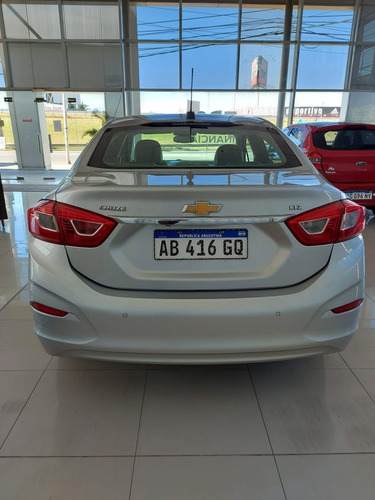 chevrolet cruze 1.4 turbo ltz at 2017 // 4632025