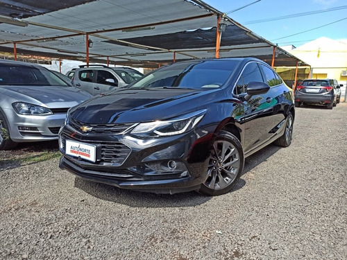 chevrolet cruze 1.4 turbo ltz at 4 puertas