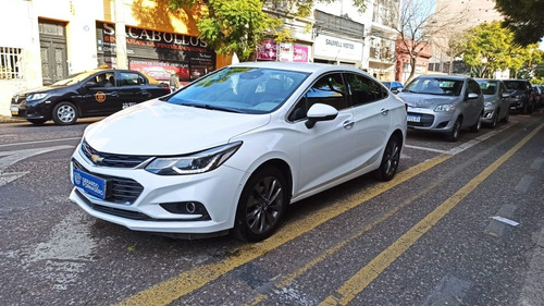 chevrolet cruze 1.4 turbo ltz+ at 4p.