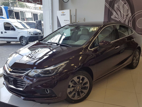 chevrolet cruze 1.4 turbo ltz a/t plus 2018 roycan sa