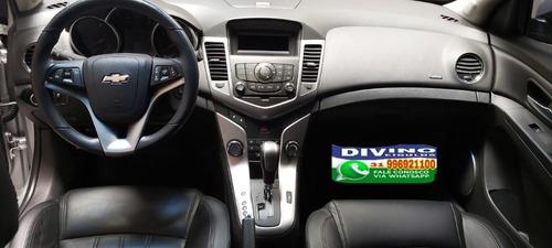 chevrolet cruze 1.8  automático 2014