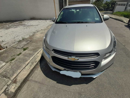 chevrolet cruze 1.8 ls at 2016