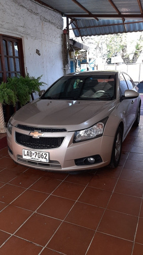 chevrolet cruze 1.8 lt at 2011