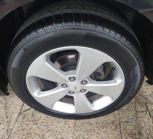 chevrolet cruze 1.8 lt aut multimídia+couro+roda 17