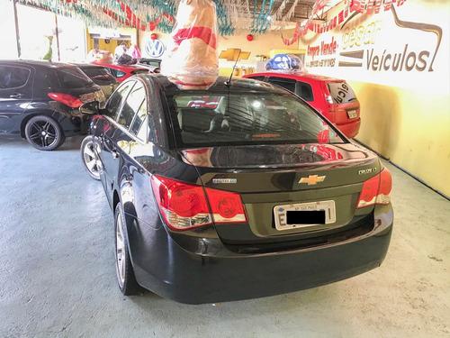 chevrolet cruze 1.8 lt  flex 2012 automático