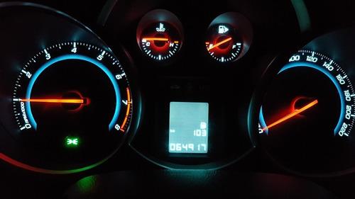 chevrolet cruze 1.8 lt mt 5 p 2013 con 65.000 km, único
