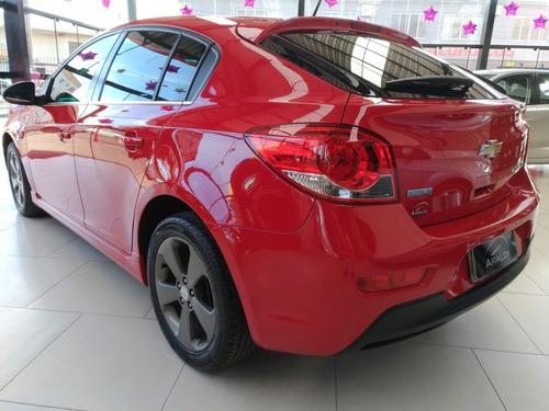chevrolet cruze 1.8 lt sport6 2012 vermelho flex