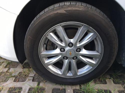 chevrolet cruze 2.0 vcdi sedan lt at 163cv taraborelli