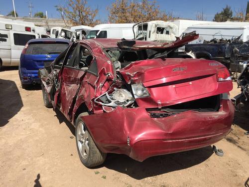 chevrolet cruze 2012 aut accidentado solo por partes