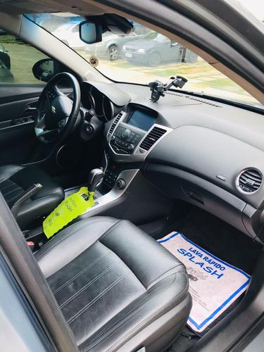 chevrolet cruze 2012 cinza lt automático flex