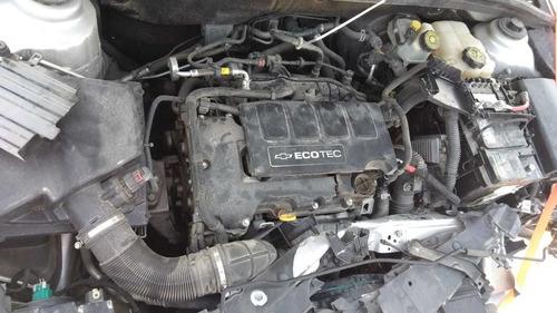 chevrolet cruze 2013 ( en partes ) 2011-2015 motor 1.4 turbo