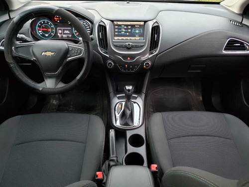 chevrolet cruze 2017 version lt automatico factura original