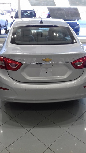 chevrolet cruze 4 ltz 1.4 nafta 153 cv turbo manual 0km mo