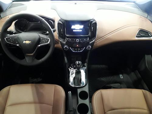 chevrolet cruze 4 premier 1.4n turbo automatico 0km jp