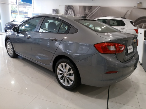 chevrolet cruze 4 ptas lt 1.4  turbo caja manual ad