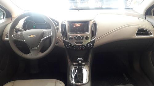 chevrolet cruze 4 puertas  1.4 sedan lt cm