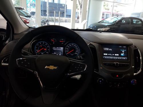 chevrolet cruze 4 puertas  2018 1.4  turbo lt mt sedan ad