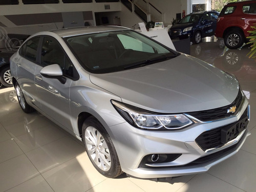 chevrolet cruze 4p 1.4 turbo lt 2017 precio final