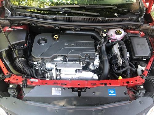 chevrolet cruze 5p 1,4 turbo lt mt 2017