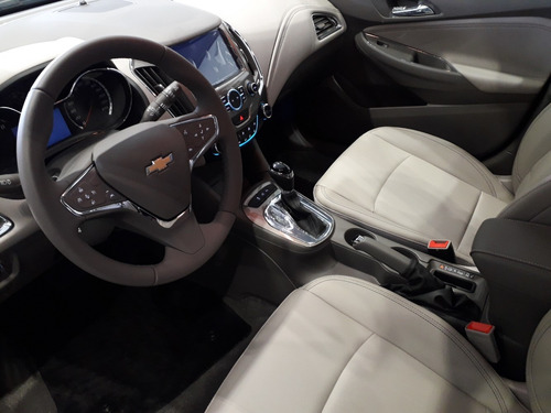 chevrolet cruze 5p  1.4 turbo ltz+  at /  mb