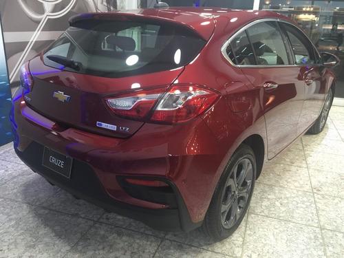 chevrolet cruze 5pltz at car one oportunidad 2018!!!