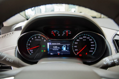 chevrolet cruze ii 1.4  ltz 2018 4 puertas  manual  #2