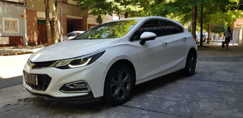 chevrolet cruze ii 1.4 ltz at 153cv 2017