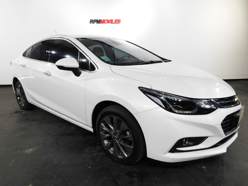 chevrolet cruze ii 1.4 ltz at 153cv 2018 rpm moviles