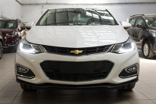 chevrolet cruze ii 1.4 ltz at 153cv