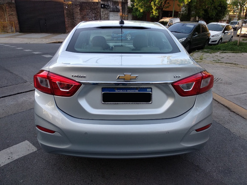 chevrolet cruze ii 1.4 ltz at 4p